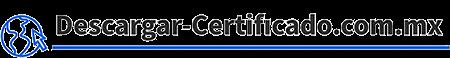 Descargar-certificado.com.mx
